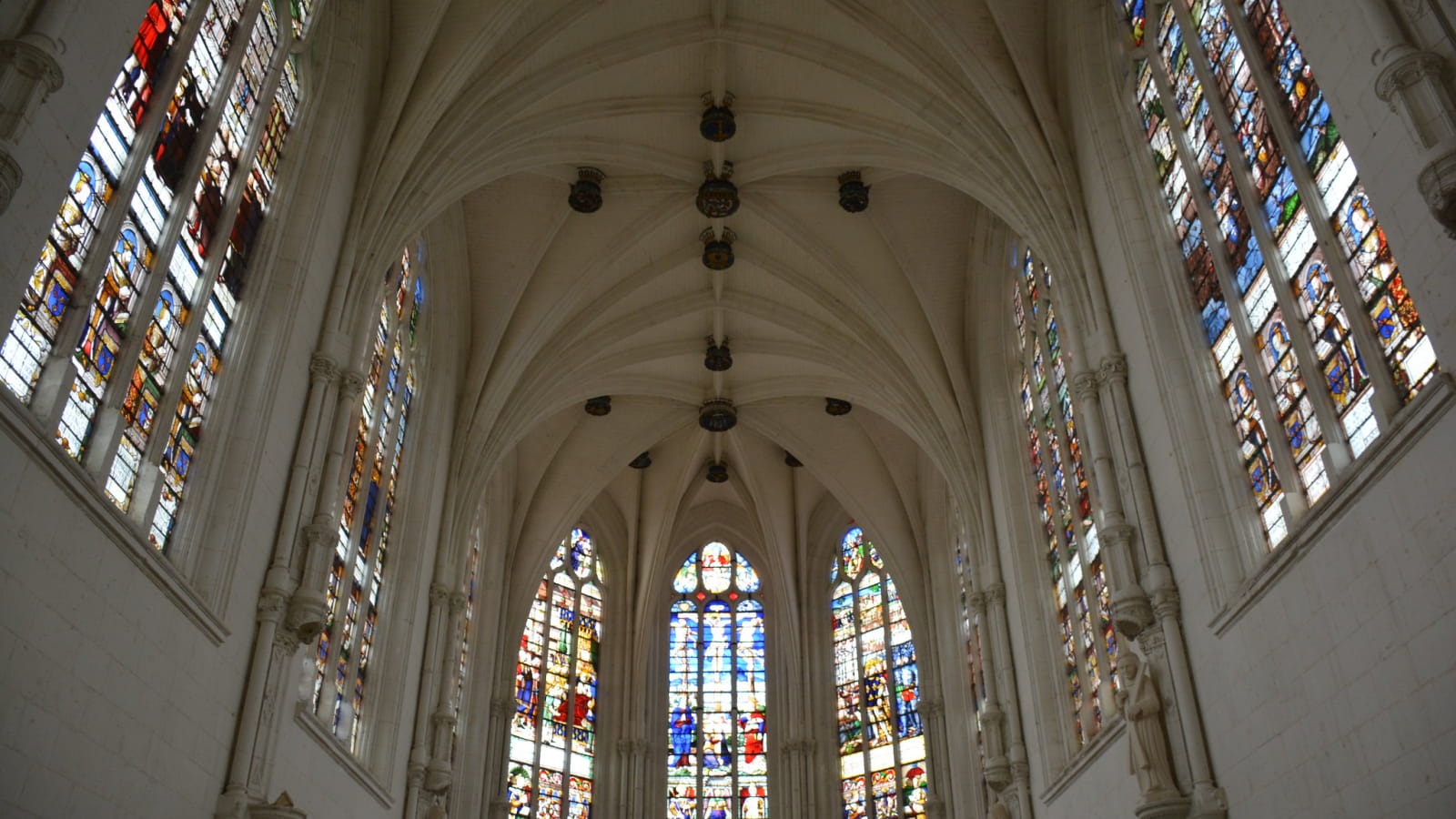 Chapelle Saint-Louis Champigny-sur-Veude