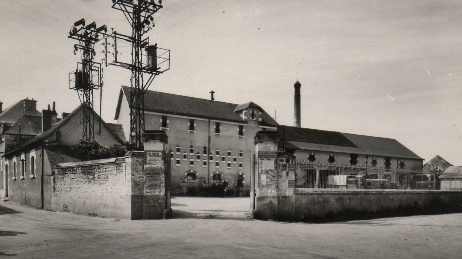 Ancienne laiterie de Parçay-sur-Vienne