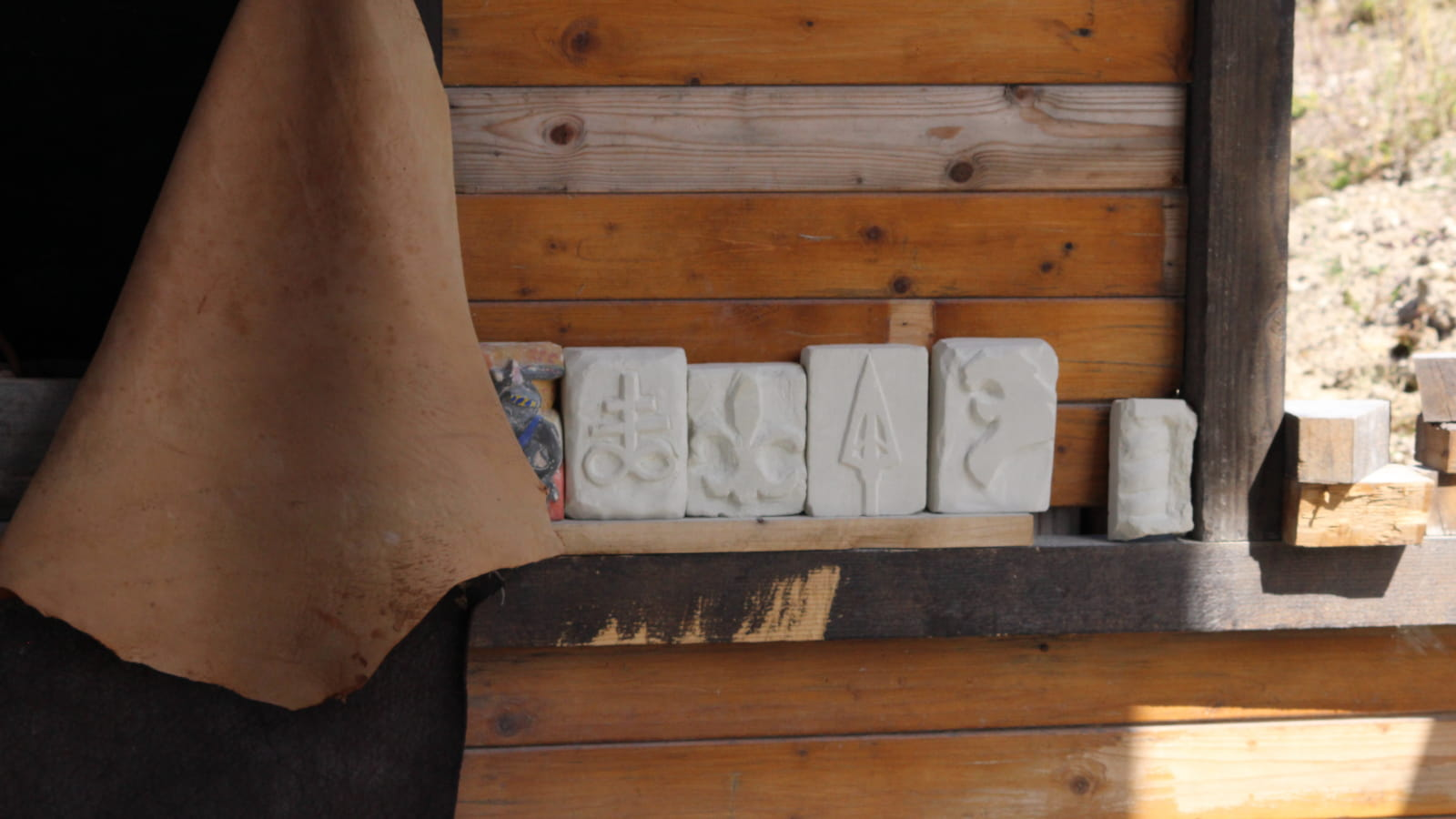 Atelier sculpture 2