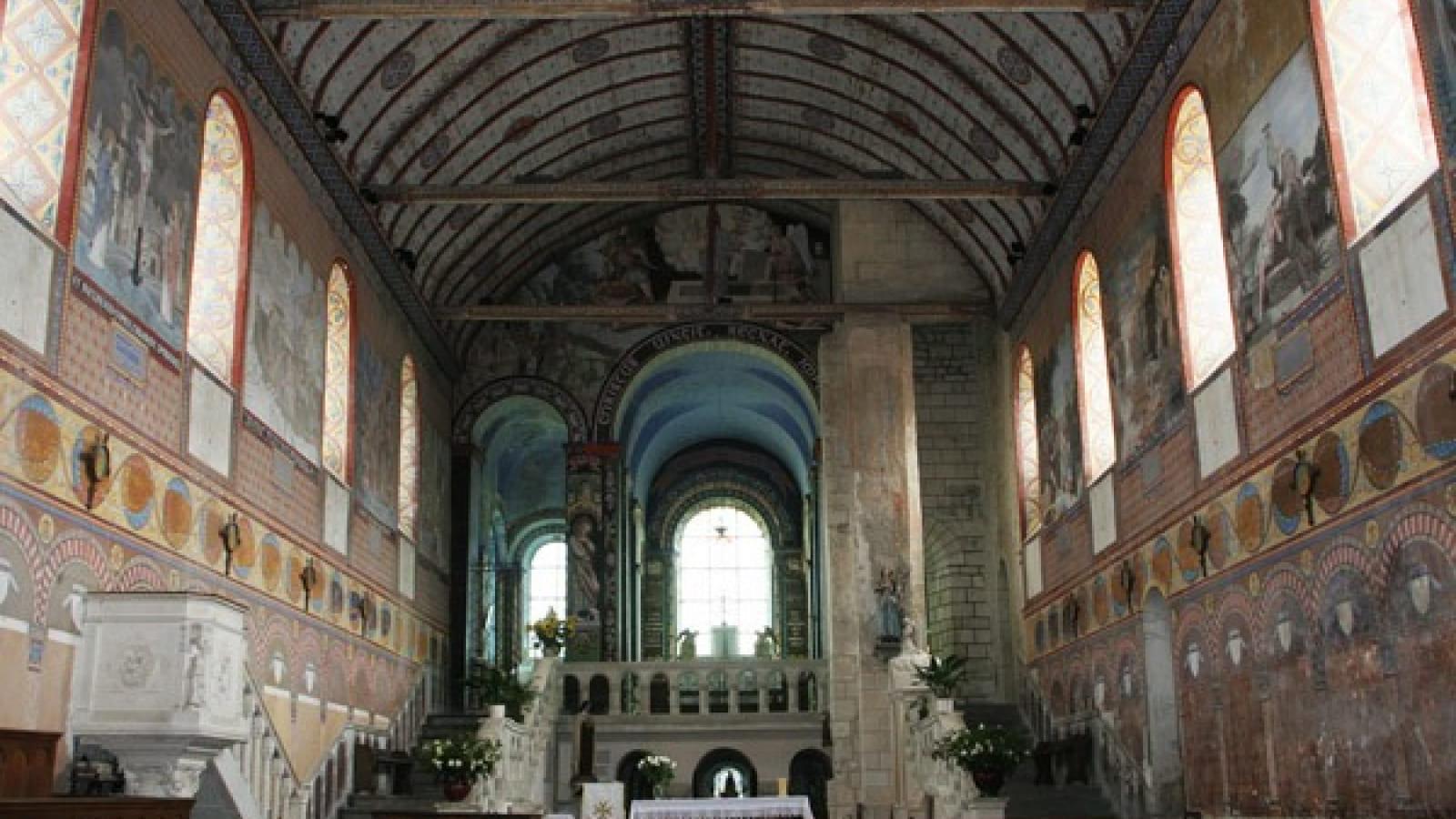 Eglise ND de Rivière