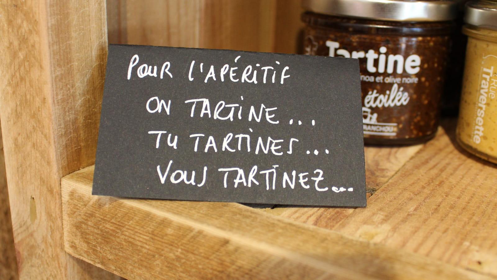 Coin des saveurs: épicerie gourmande à Veigné