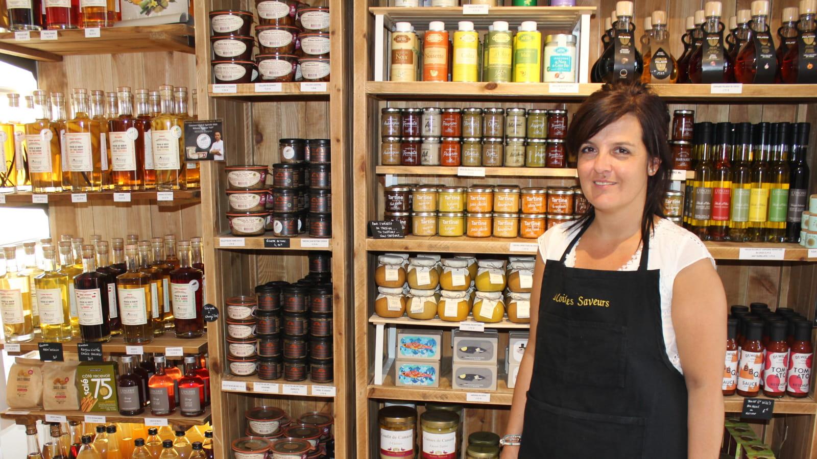 Le Coin des saveurs: épicerie gourmande à Veigné