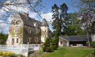 SEUILLY Manoir de l'Abbaye