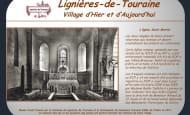 Eglise Saint-Martin -Ligniere de touraine (4)