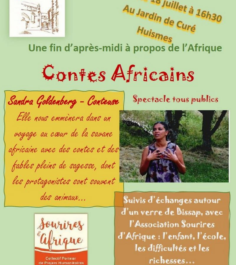 Huismes Contes africains 18 07 21