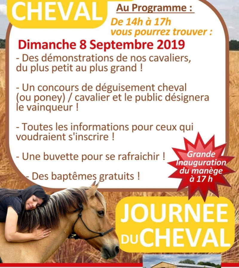 touraine cheval