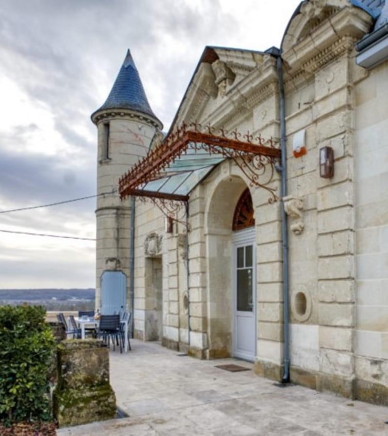 Château Satis Morituro