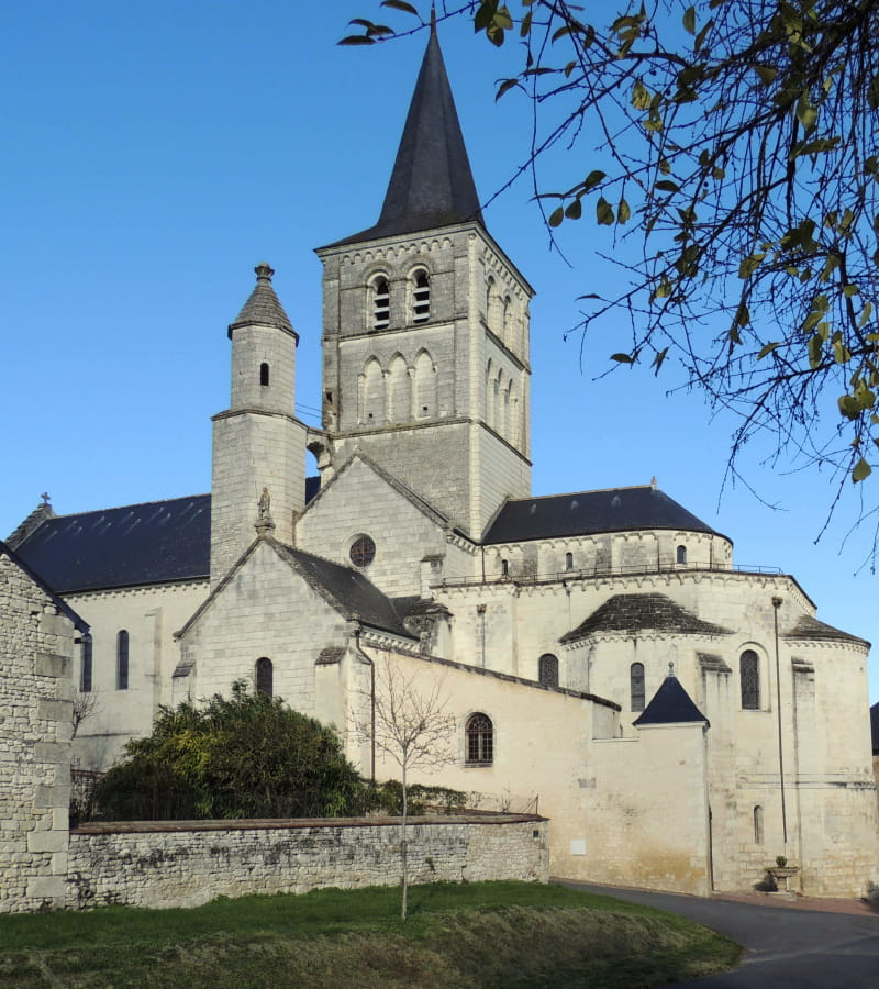 Collegiale Saint Georges 1