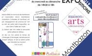 programme expositions Maison des arts 2019 Recto