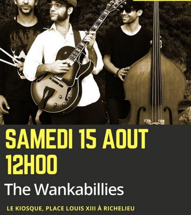the wankabillies richelieu