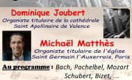 récital orgue église de Richelieu  juillet 2021
