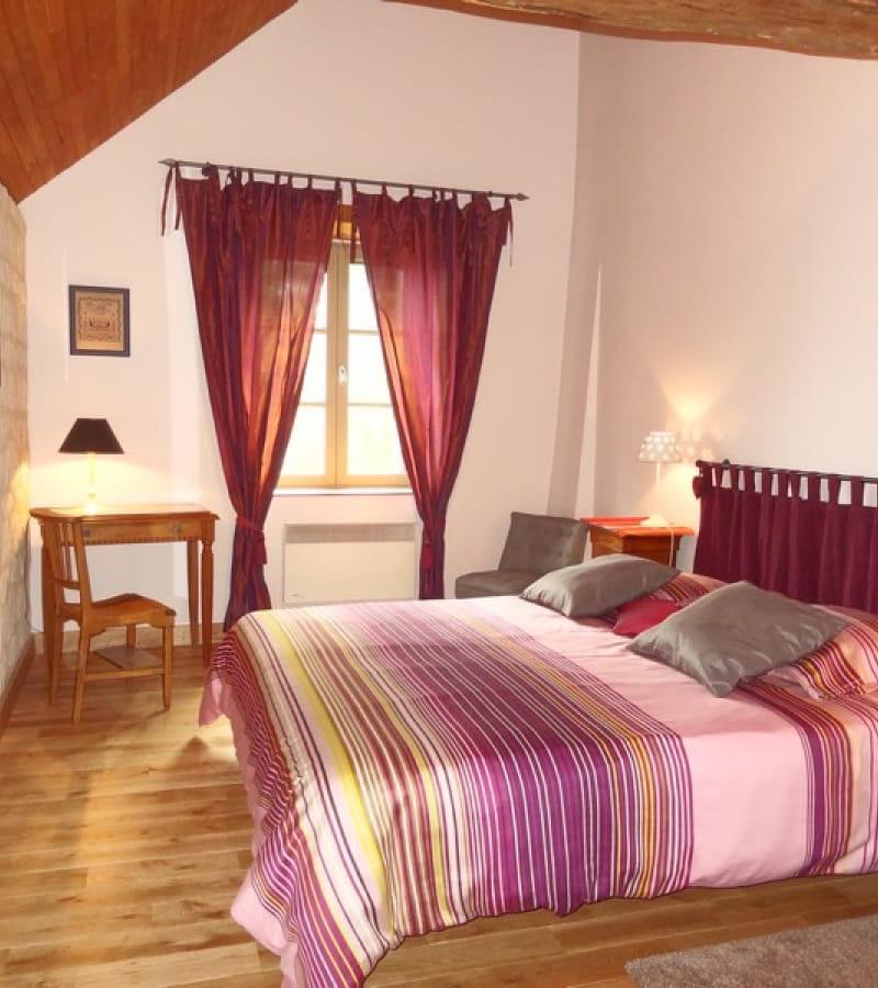 ACVL-Beaumont-en-veron--Les-fromentaux-la-chambre-Ibiscus