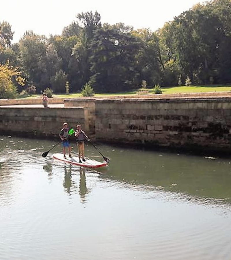 Paule & Mike -  Stand-up Paddle
