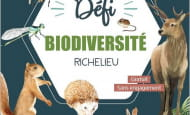 défi biodiversité Richelieu CPIE 2021 recto