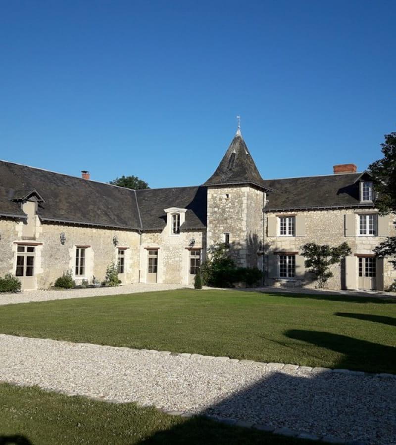 Domaine De La Voliere Azay Chinon Val De Loire