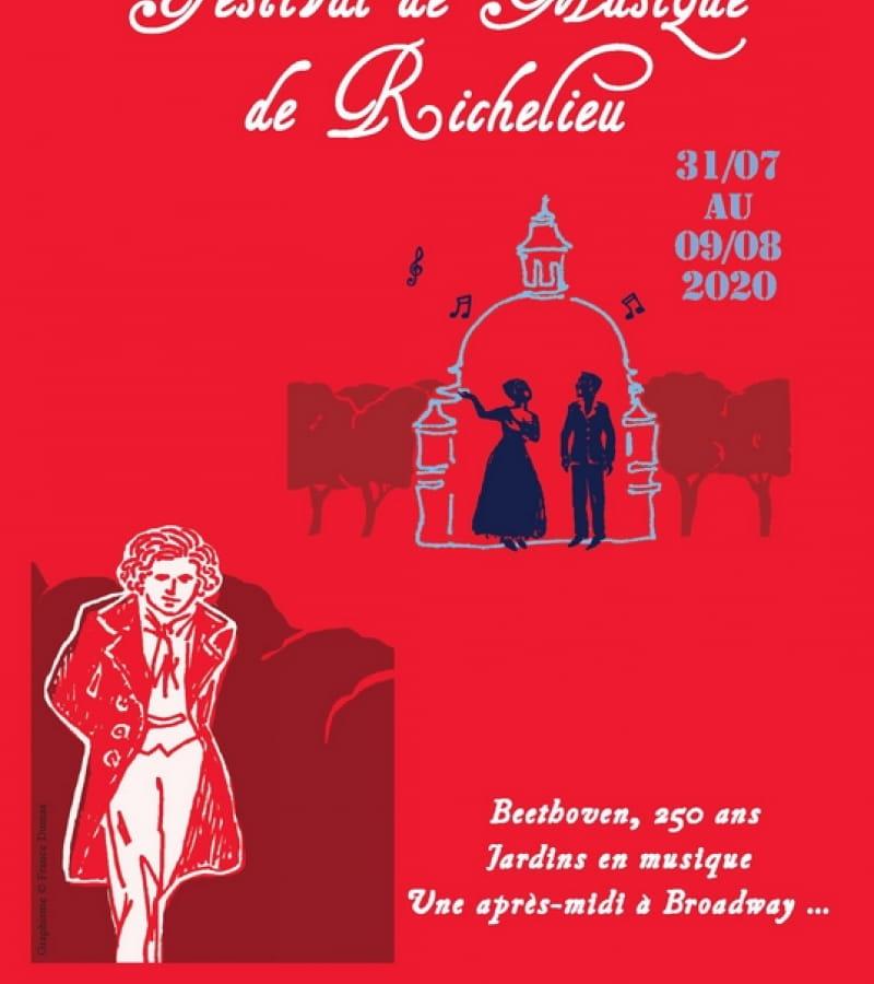 14e Festival de Musique de Richelieu 2020