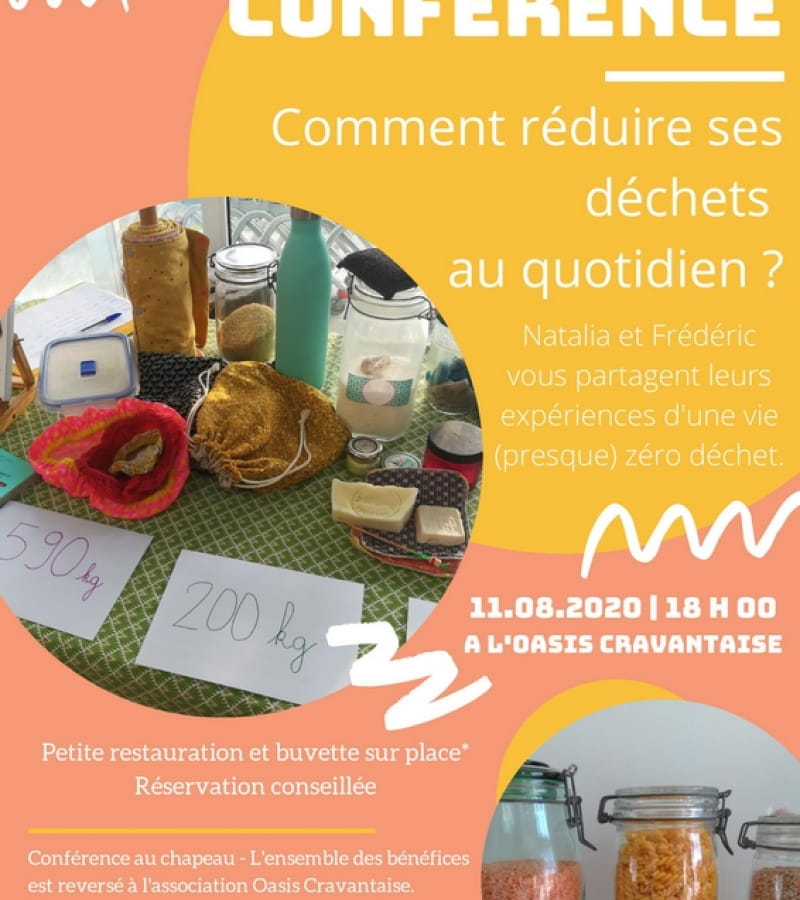 Conférence zéro déchets S aime & Pousse (1)