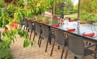 A-table-