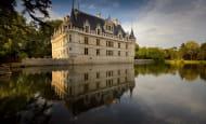 Azay-le-Rideau castle - France