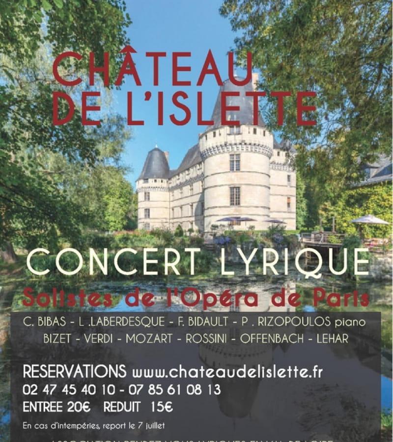 concert lyrique islette