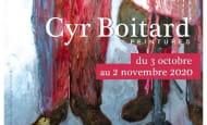 expo peinture richelieu cyr boitard