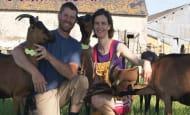 Parcours culturel à travers champs & Les 10 ANS de la Ferme du Cabri au Lait