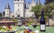 Restaurant du château du Rivau - La table des fées