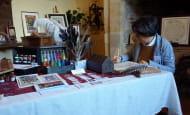 demonstration-calligraphie---credit-Christelle-Sordel