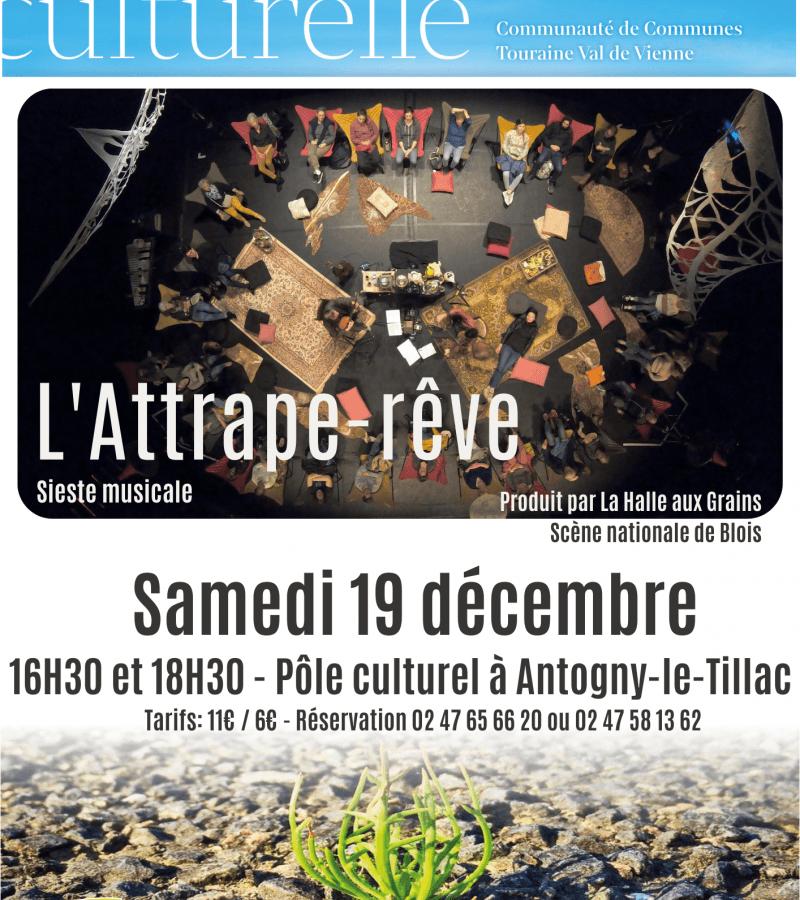 Affiche 19-12-2020 L'ATTRAPE-RÊVE