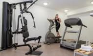 Odalys Le Clos Saint Michel - Fitness - Chinon, Val de Loire, France