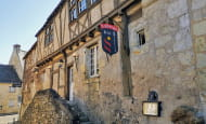 Auberge du XIIe siècle - Saché