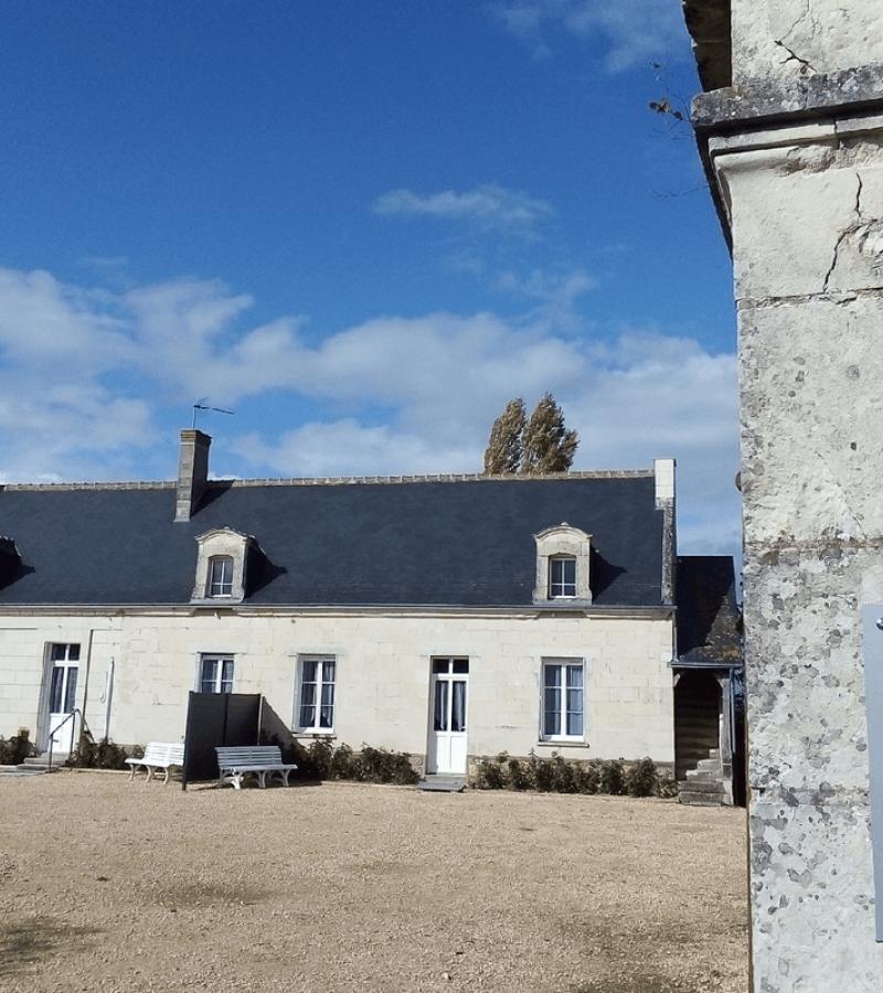 Chouze sur Loire Gîte du Joncher (1)