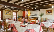 HOTEL MANOIR DE LA GIRAUDIERE RESTAURANT  CHINON 37