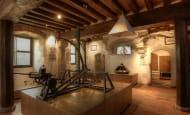 Salles des maquettes du Clos Lucé