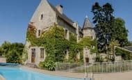 manoir abbaye - seuilly