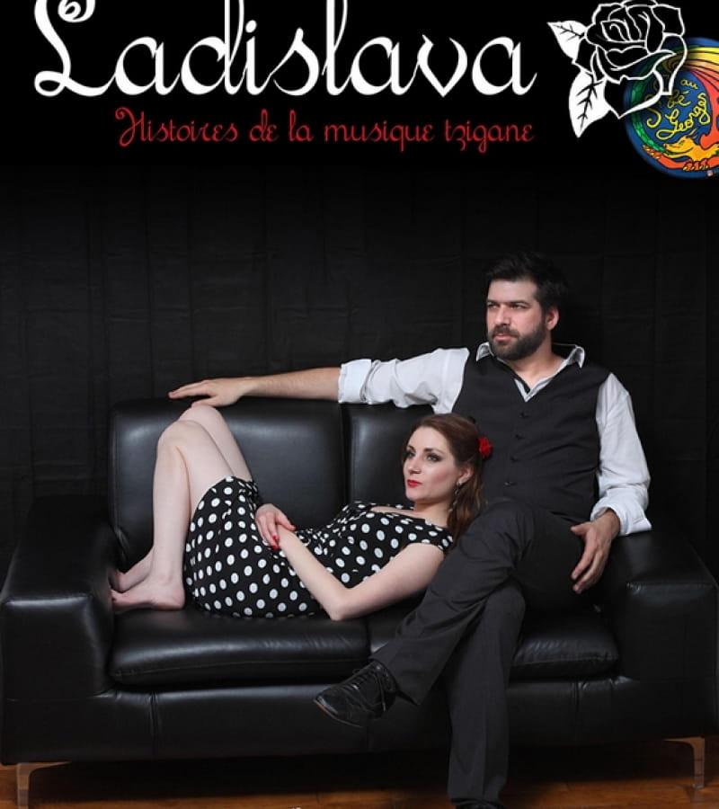 concert Ladislava Café St George Faye la Vineuse 2019