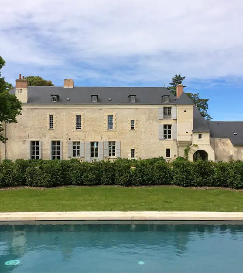Château de Minière - Piscine - Coteaux sur Loire