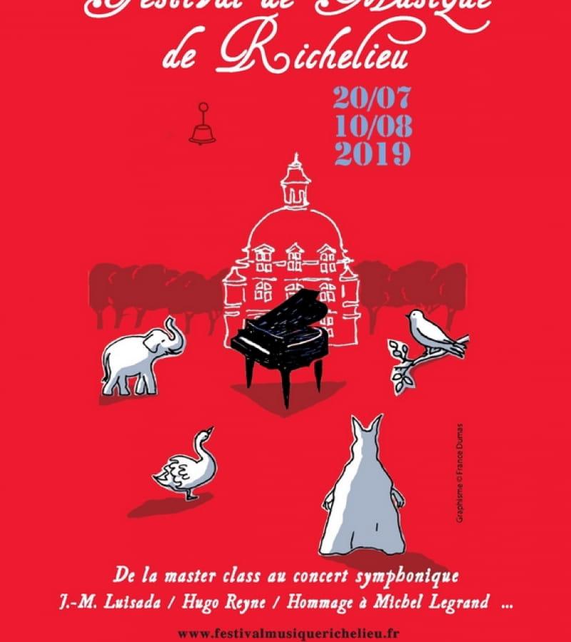 13e Festival de Musique de Richelieu 2019