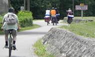 La Loire à vélo à proximité du gîte