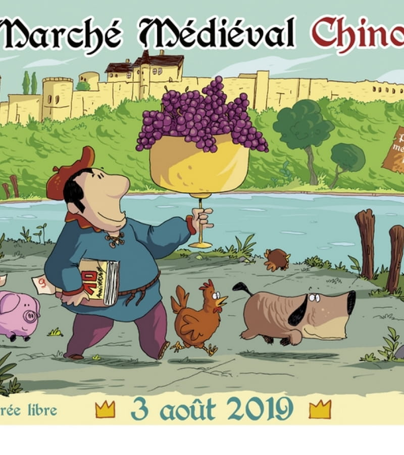 marché med colo 2019