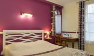 HOTEL RESTAURANT MANOIR DE LA GIRAUDIERE CHINON CHAMBRE DOUBLE SUPERIEURE 22