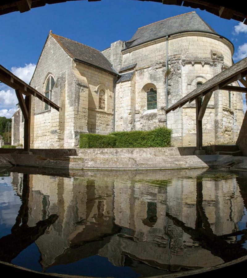 Sanctuaire Carolingien de Cravant