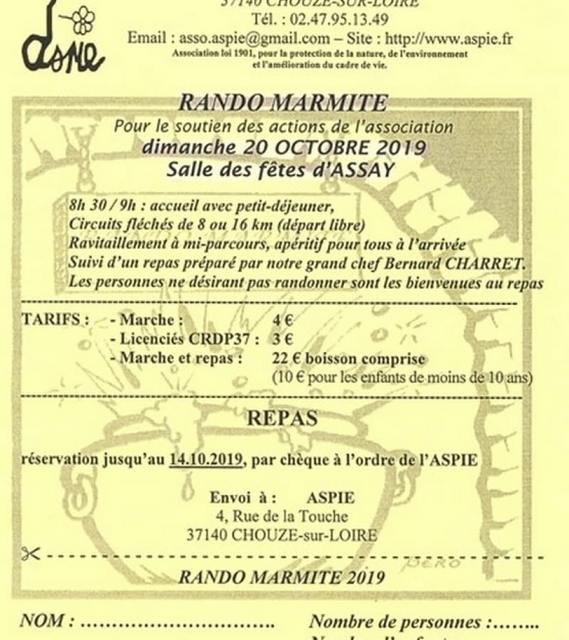 ASPIE rando marmite Assay 2019