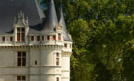 Chateau of Azay-le-Rideau - France