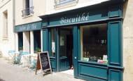 Biscuithé-Azay-le-Rideau