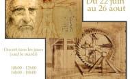 Affiche expo Vinci