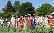 Festival Iris et Patrimoine Champigny-sur-Veude mai