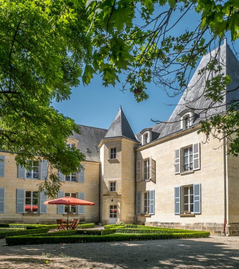 Château d'Isoré_1