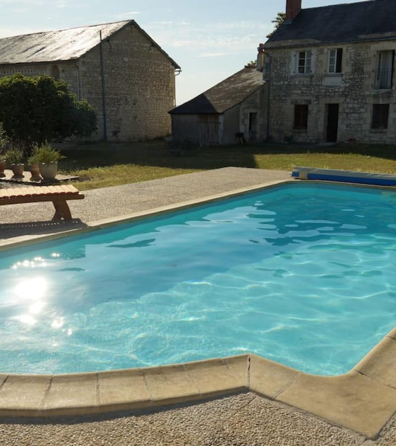 Champigny-sur-veude - Valiniere village