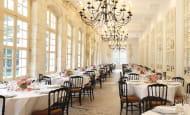 Château of Chenonceau - Orangerie restaurant